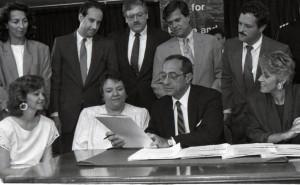 SOS Bill Signing