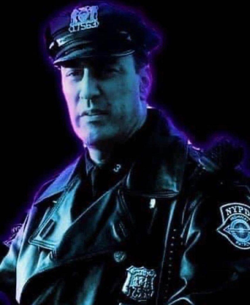 Police Officer Anastasios Taskos, NYPD Hwy 3